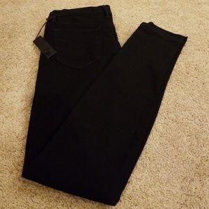 NWT! Joe's Black Becca Skinny Size 28 Jeans